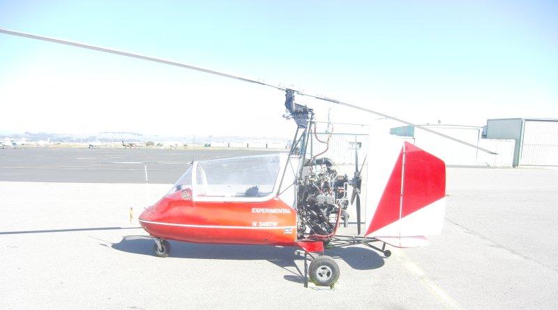 TW Barnett J4B2 GyroPlane for Sale - Reg# N3476 Serial# 224